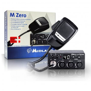 Рация автомобильная Midland M ZERO PLUS