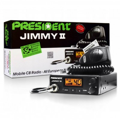 Рация автомобильная President Jimmy II ASC